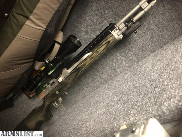 ARMSLIST - For Sale: Ruger Mini 14 ranch rifle  223
