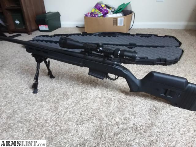Armslist For Sale Remington 700 Sps Tactical With Magpul Hunter