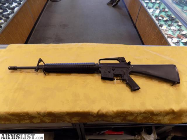 ARMSLIST - For Sale: Bushmaster A2 Style ar15