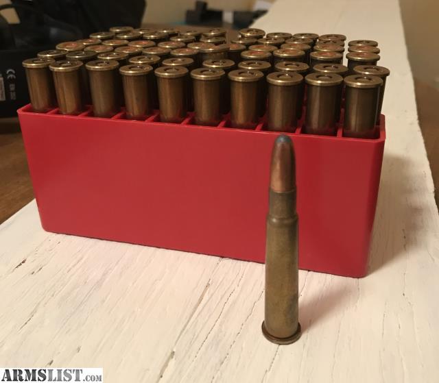 ARMSLIST - For Sale/Trade: 303 British ammo