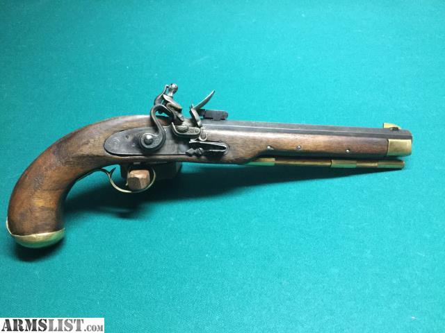 ARMSLIST - For Sale: Kentucky Flintlock Pistol