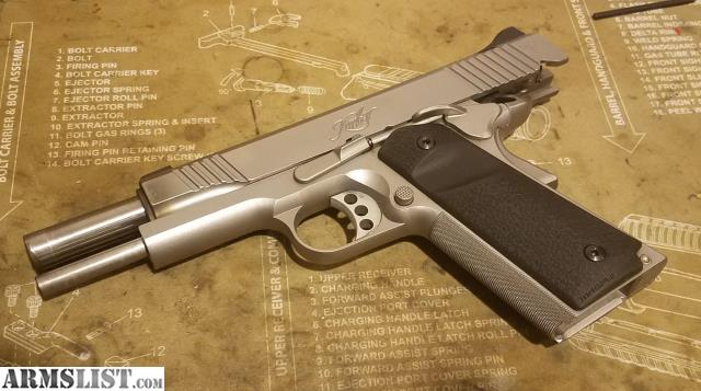 Kimber Tle Stainless