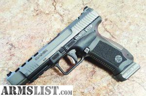 ARMSLIST - For Sale/Trade: New never fired toCanik TP9SFX
