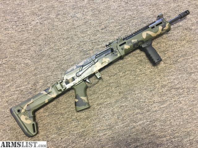 ARMSLIST - For Sale: Marxman Precision Arms / Izhmash Saiga 7 62x39