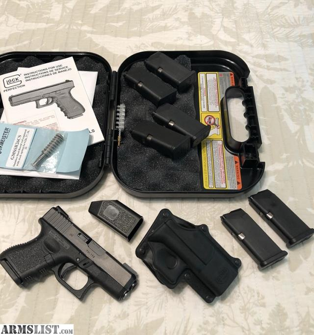 ARMSLIST - For Sale: Glock 26