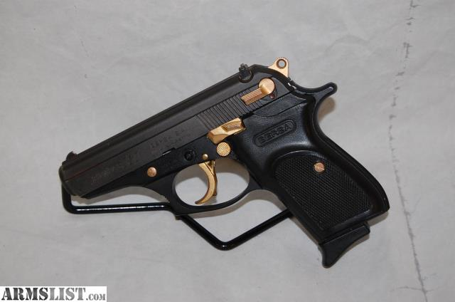 Armslist For Sale Bersa Thunder 380 Limited Edition Black And Gold