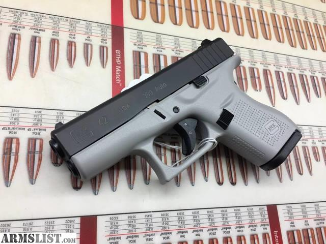 ARMSLIST - For Sale: New   Glock 42