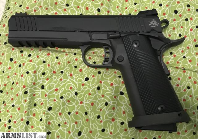 ARMSLIST - For Sale/Trade: RIA 1911 2011 Tac Ultra 9MM Double Stack