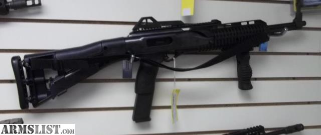 ARMSLIST - For Sale: Hi-Point 9mm carbine