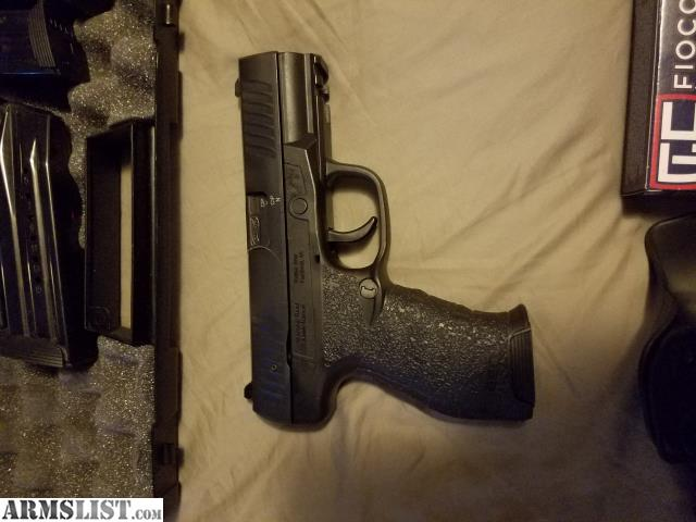 ARMSLIST - For Sale: Walther creed w/ accessories