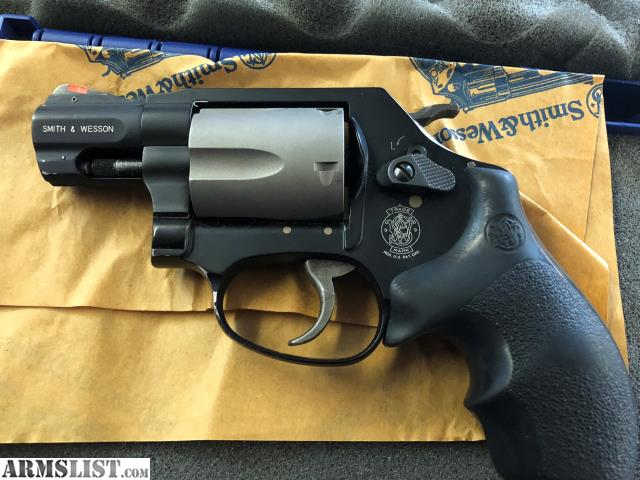 ARMSLIST - For Sale: Smith & Wesson 360PD  357 magnum air weight