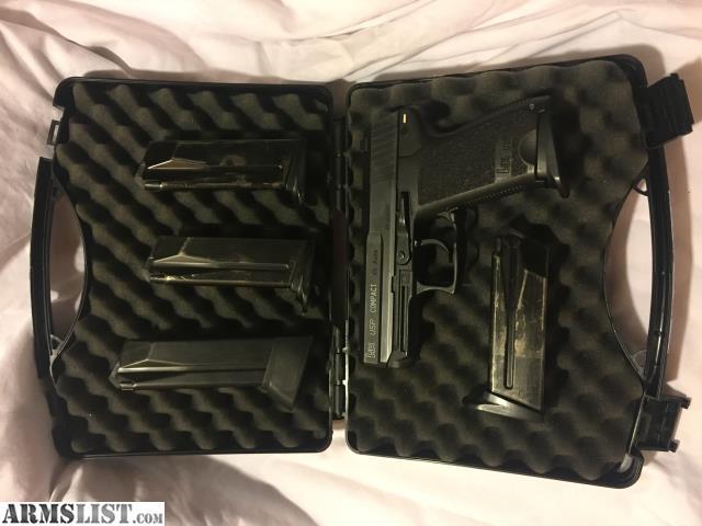 Armslist For Sale Usp 45 Compact V7 Lem