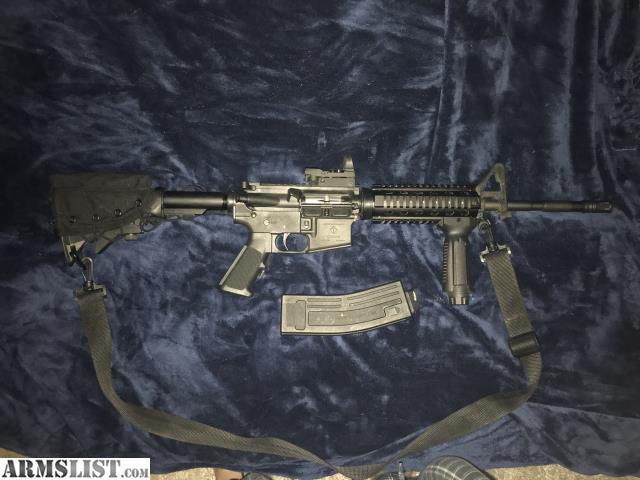 ARMSLIST - For Sale: Omni A R  15 22 Long rifle