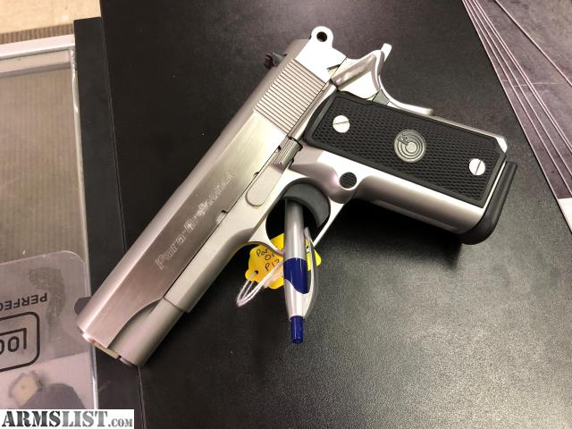 ARMSLIST - For Sale: Para Ordnance P13-45 Stainless  45 Auto Pistol