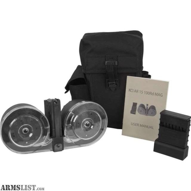 Armslist For Sale Gen Ii 100 Round Ar 15 Drum Mag