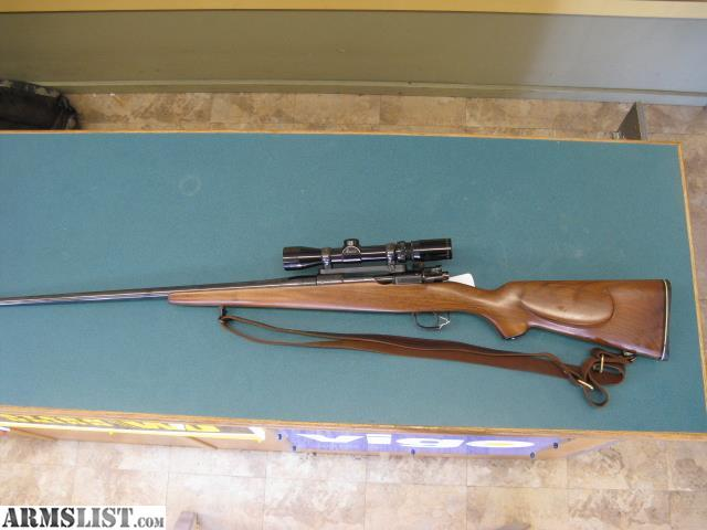 ARMSLIST - For Sale: Custom Mauser 98 Rifle  22/250