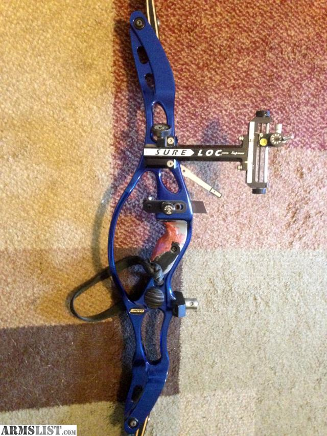 ARMSLIST - For Sale/Trade: Hoyt Olympic Recurve Bow