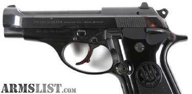 ARMSLIST - For Sale: Beretta 84b (Pre- Cheetah)