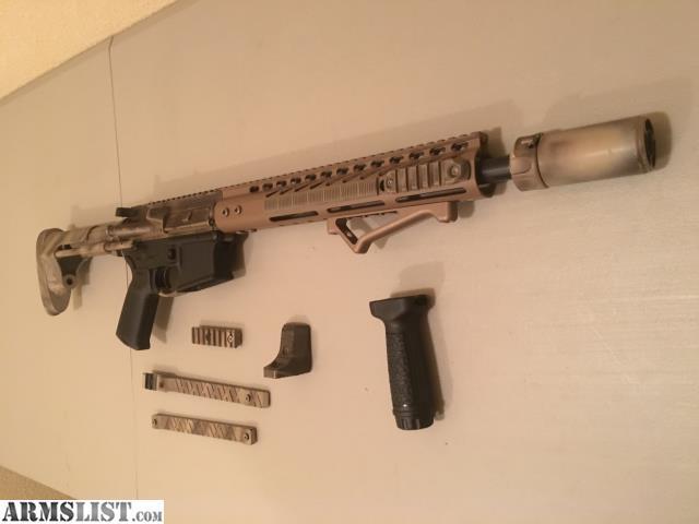 ARMSLIST - For Sale: 300 Blk AR15 Custom