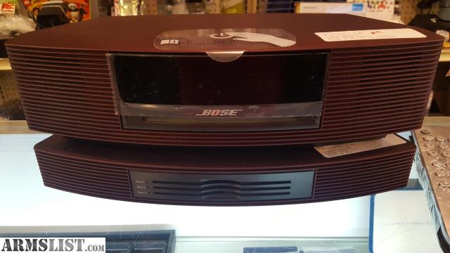 ARMSLIST - For Sale: Bose Wave Music System III with Multi