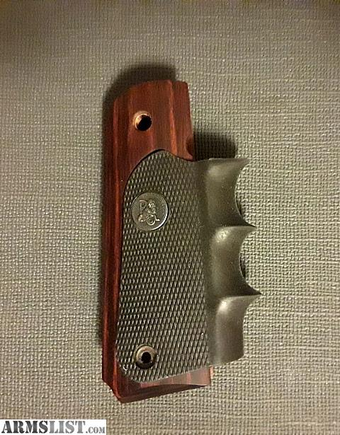 ARMSLIST - For Sale: Pachmayr Grips 1911