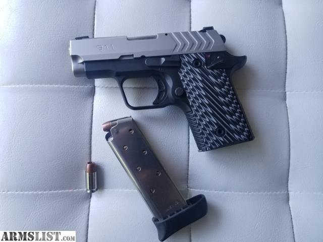 ARMSLIST - For Sale: Springfield 911