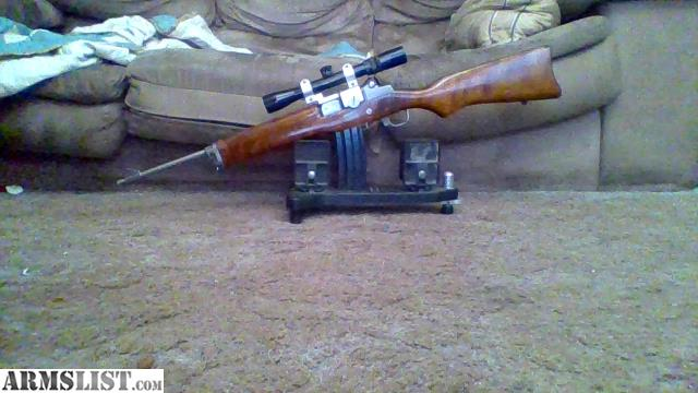 ARMSLIST - For Sale: ruger stainless mini 14 182 series with
