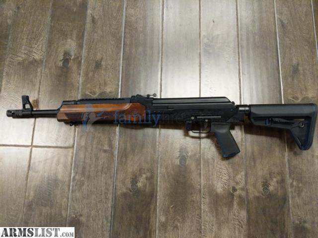 ARMSLIST - For Sale: Fime Group Molot Vepr 7 62x39 Wood ALG