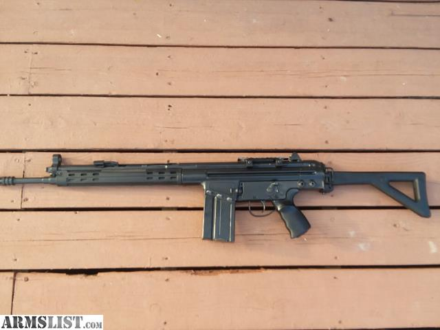 ARMSLIST - For Sale: Cetme C91  308