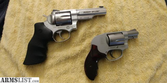 ARMSLIST - For Trade: Ruger gp100 match champion