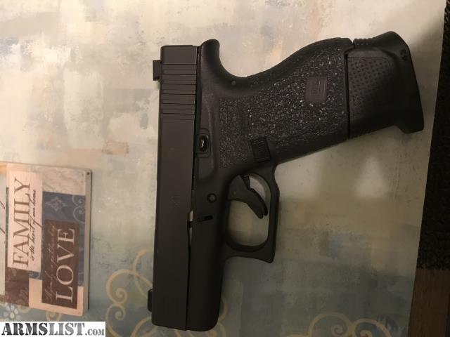 ARMSLIST - For Sale/Trade: Glock 43 loaded for a kahr CM9 or pm9