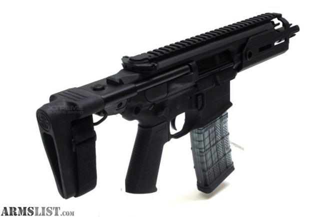 ARMSLIST - For Sale: Sig Mcx Rattler 300 Blk  Last one in