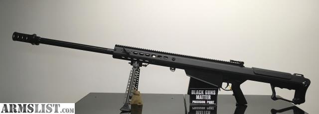 ARMSLIST - For Sale: Barrett M107A1 50BMG Rifle