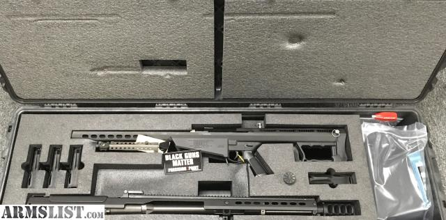 ARMSLIST - For Sale: Barrett M107A1 50BMG Rifle