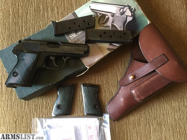 ARMSLIST - For Sale: FEG SMC-380 (Walther PPK Clone)