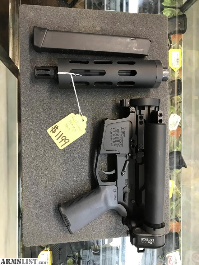 ARMSLIST - For Sale: NEW FRONTIER ARMORY C9 - CRAZY SMALL!