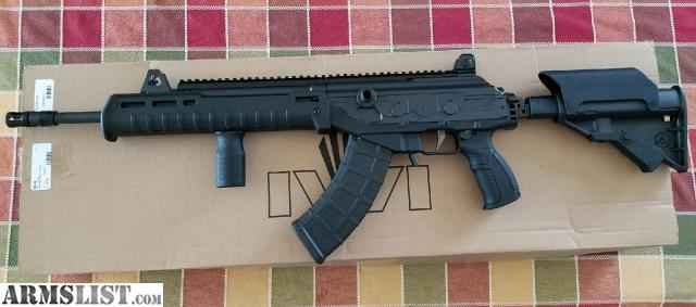 ARMSLIST - For Sale: IWI Galil Ace with Zhukov Handguard and