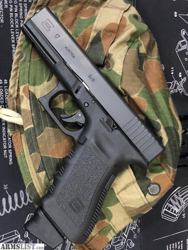 ARMSLIST - For Trade: Glock 17, Gen 3 , 9mm Trade for CZ-75