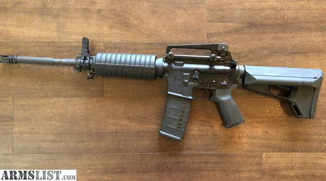 ARMSLIST - For Sale: AR15, Bushmaster ORC
