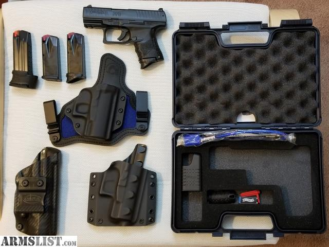 ARMSLIST - For Sale/Trade: Walther PPQ SC Concealed Carry