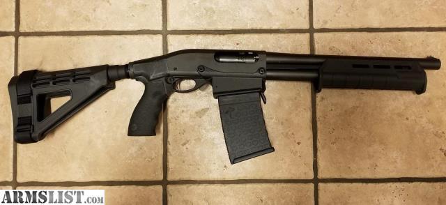 ARMSLIST - For Sale: *-*-*-*-* Remington Tac-14 DM with