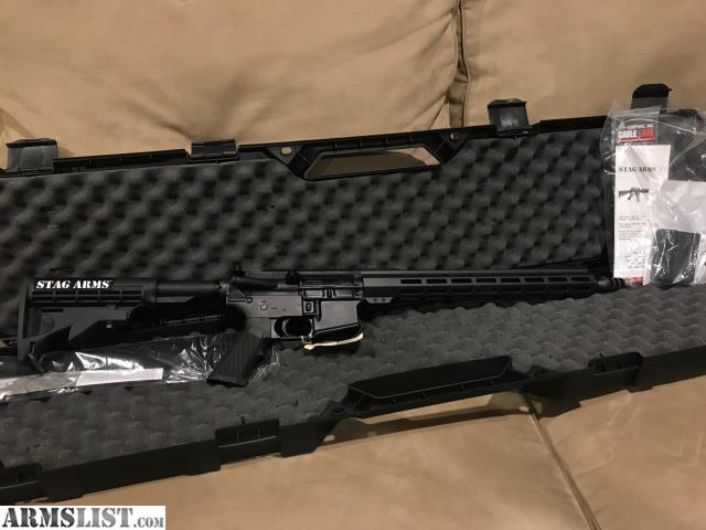 ARMSLIST - For Sale: Stag M-Lok ar15