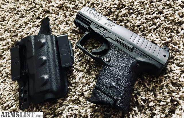 ARMSLIST - For Sale/Trade: Walther PPQ Subcompact w/ extras