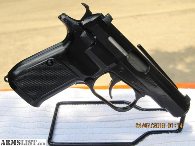 ARMSLIST - For Sale: CZ 82- Czech Military pistol