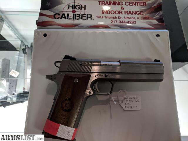 ARMSLIST - For Sale: New - Coonan  357 Classic -  357 Magnum