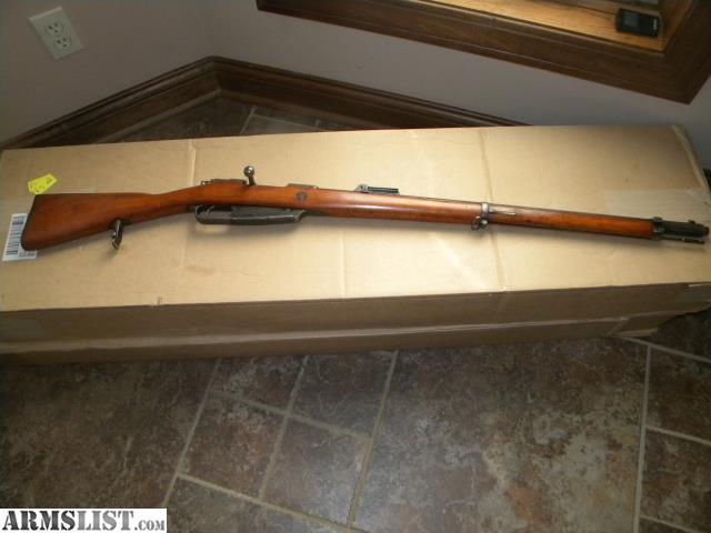 ARMSLIST - For Sale: German 1888 Commission Rifle 8MM complete full