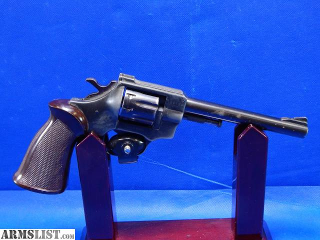 ARMSLIST - For Sale: Arminius HW7S | 22 LR | Revolver | Layaway