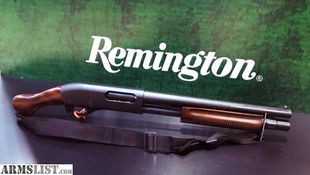 ARMSLIST - For Sale: Remington 870 TAC-14 Factory Hardwood - NIB