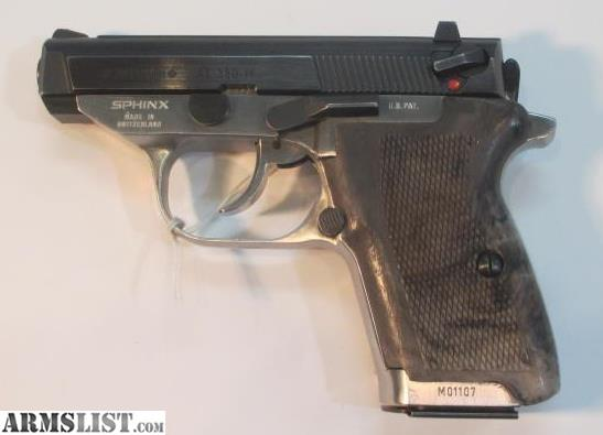ARMSLIST - For Sale: SPHINX AT 380-M