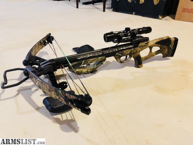 ARMSLIST - For Sale/Trade: Horton Bone Collector crossbow